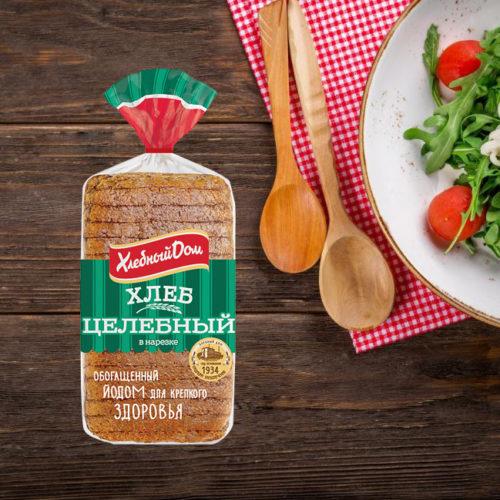 хлеб целебный хлебный дом фацер