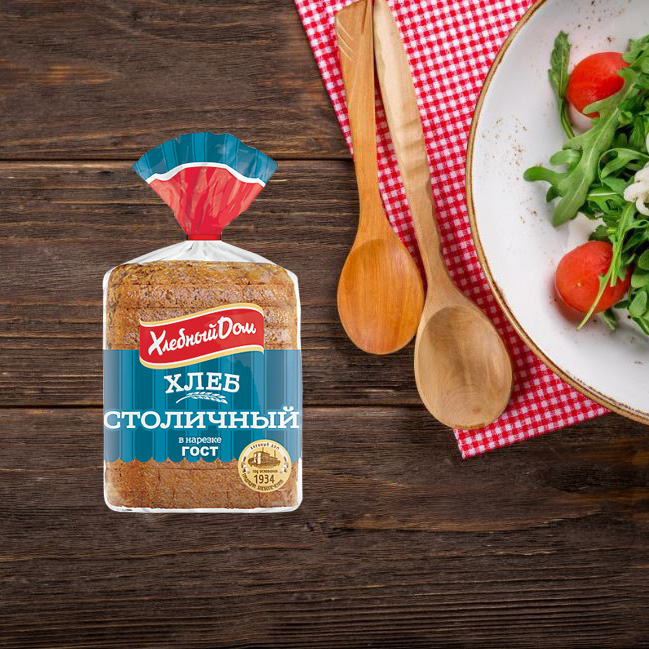 хлеб столичный фацер