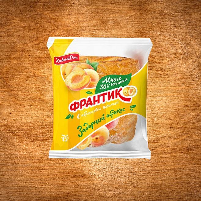 франтик с абрикосом Хлебный дом